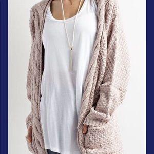 Wishlist Sweaters - NWT Hannah Open Front Cardi! Ah-amazing!!